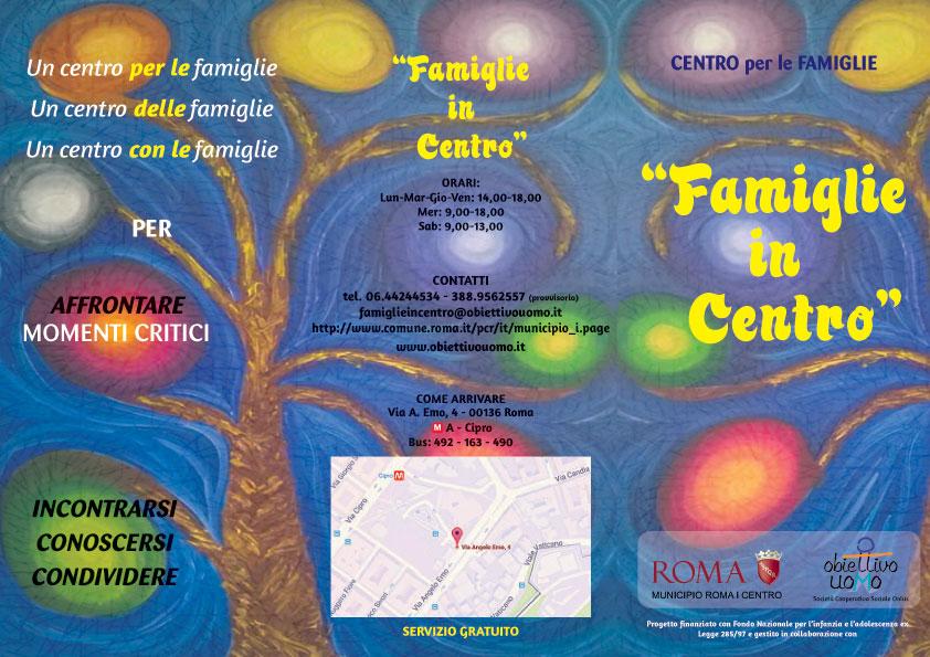 Inaugurazione del Centro Famiglie del Primo Municipio
