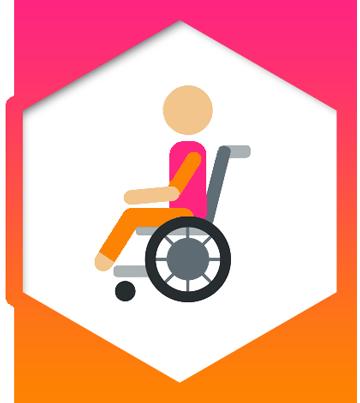 FArete FAmiglia - Icona Disabili
