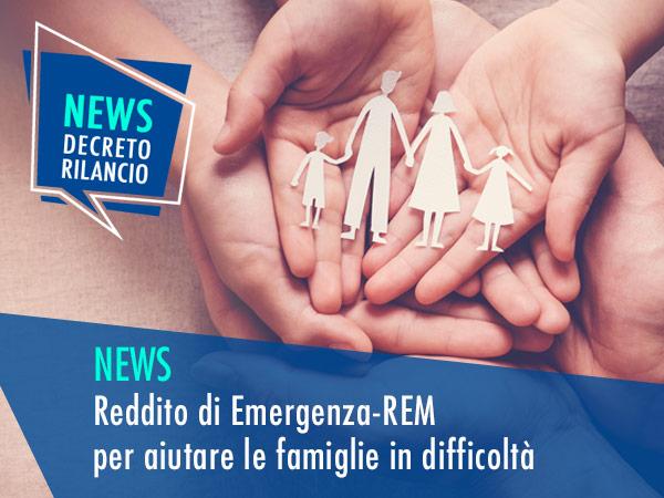 Reddito di Ermegenza – REM