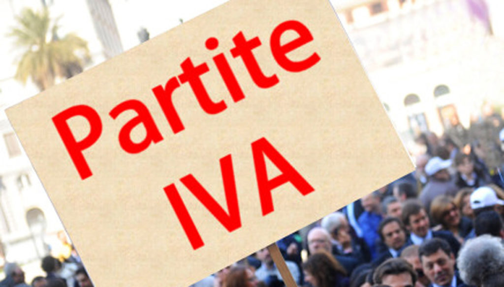 Sostegni alle partite IVA